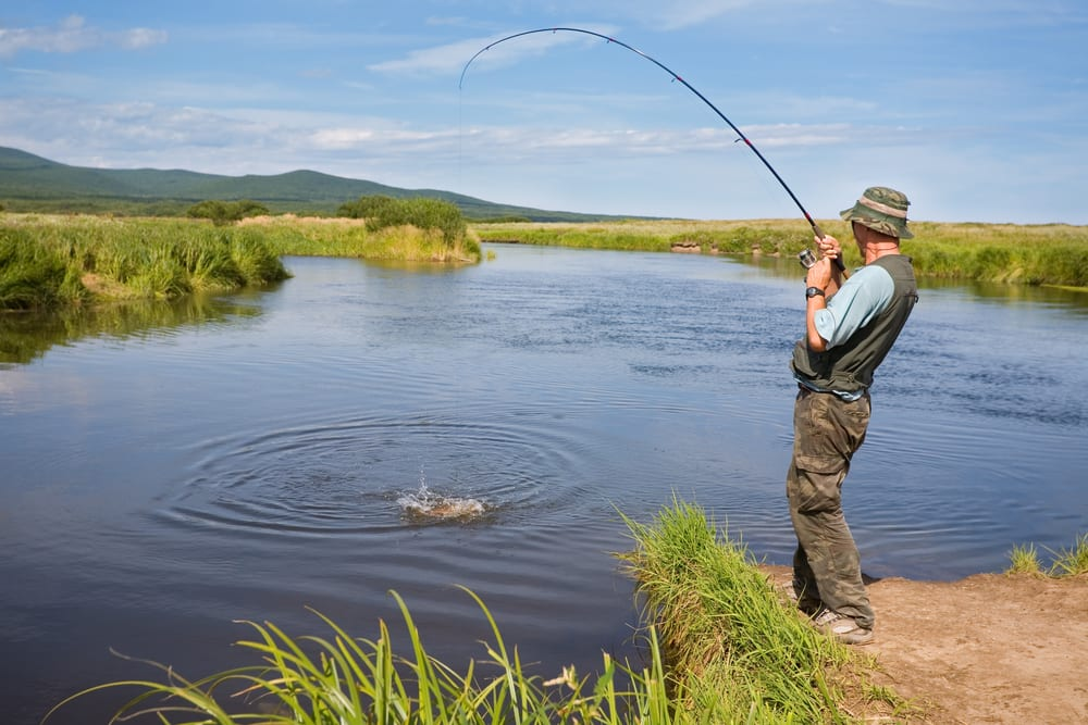 Fishing your 1 guide to jewish los for Hansen dam fishing