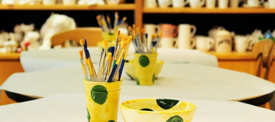 Art Studios for Kids and Adults