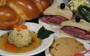 Los Angeles Kosher Restaurants